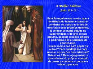 19- A Mulher Adúltera